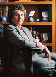 Kathleen Kiernan, chairwoman, InfraGard