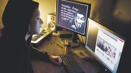 Hacktivism endures