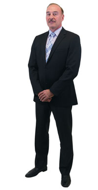 Phillip Ferraro, CISO, DRS Integrated Defense Systems and Services