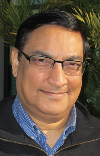 Ashvin Kamaraju, VP of product development and partner management, Vormetric