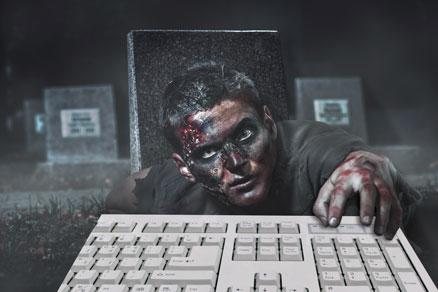 The zombie's bite: Avoiding a botnet