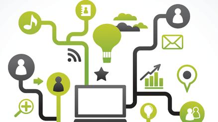 On fertile ground: Social networking