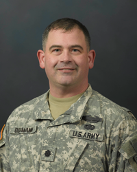 Me and my job: Matthew Dosmann, lieutenant colonel, U.S. Army