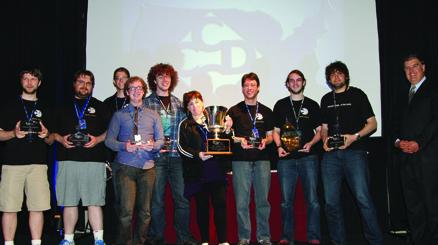 NCCDC winners