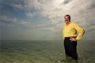 Guy Buzzelli, CIO, city of Delray Beach, Fla. Photo by Aaron Ansarov
