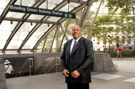 Sidney Gellineau, CIO, NYC Transit