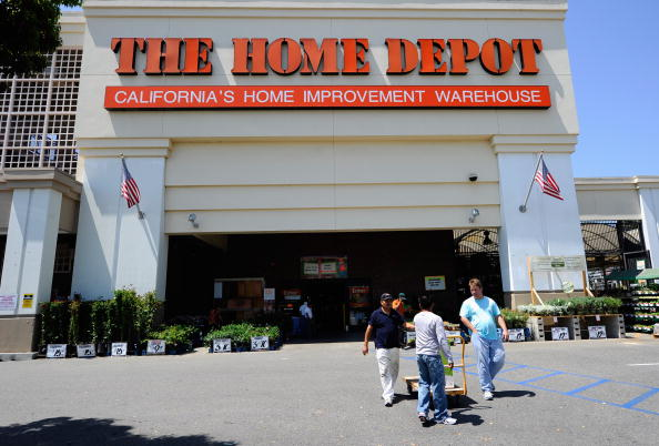 Home Depot has experienced a massive data breach.
