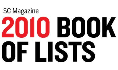 Stuxnet to Gonzalez to Snoop: The year in lists
