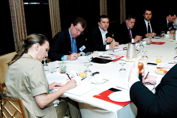 Paying dividends: Financial Services Roundtable