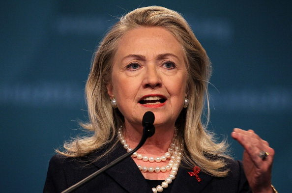 Hillary Clinton says private email system was not breached