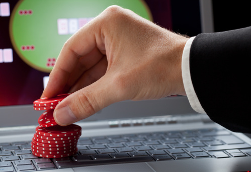 Miscreants infected a poker player's laptop malware that monitored his every online gambling move.