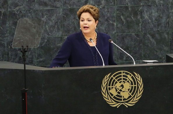 Brazilian president signs internet 'Bill of Rights' into law