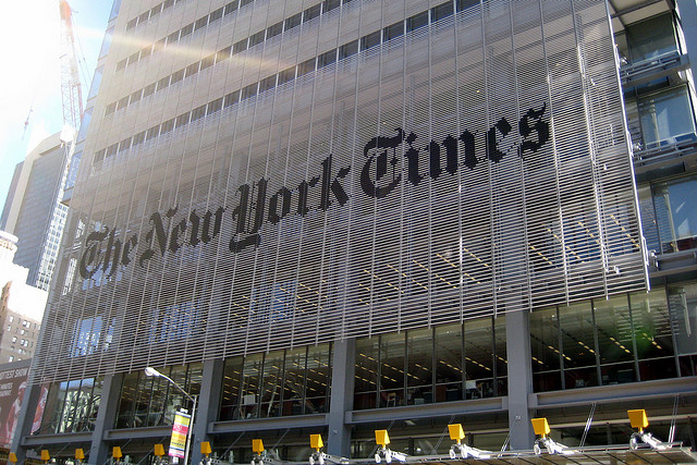 New York Times suffers APT at the hands of Chinese attackers