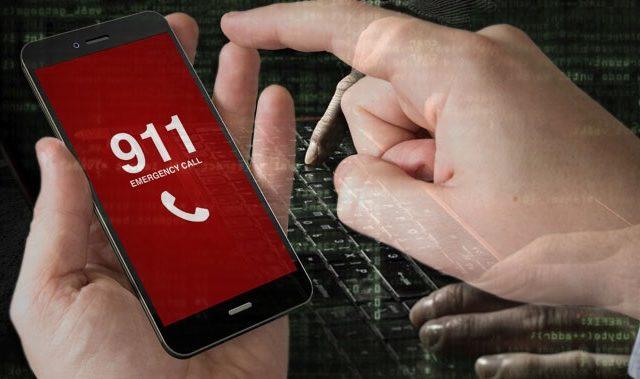 911 hack