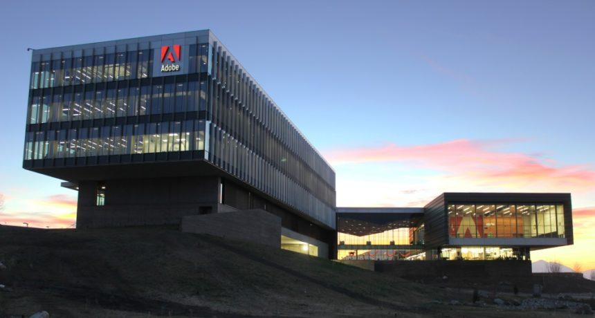 Adobe Utah facility