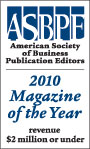 SC Magazine earns top honor at ASBPE Awards