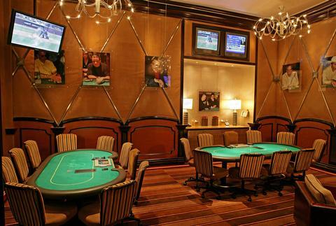 Bellagio Hotel Bobby's Room