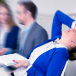 boardroom frustration