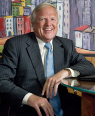 Bob Carr, chairman and CEO, Heartland Payment Systems