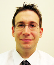 Josh Fedor, IT security project manager, Hofstra University