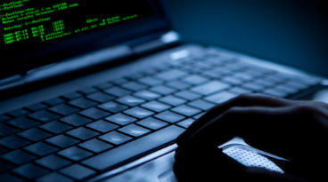 Hackers compromise system through Chinese menu