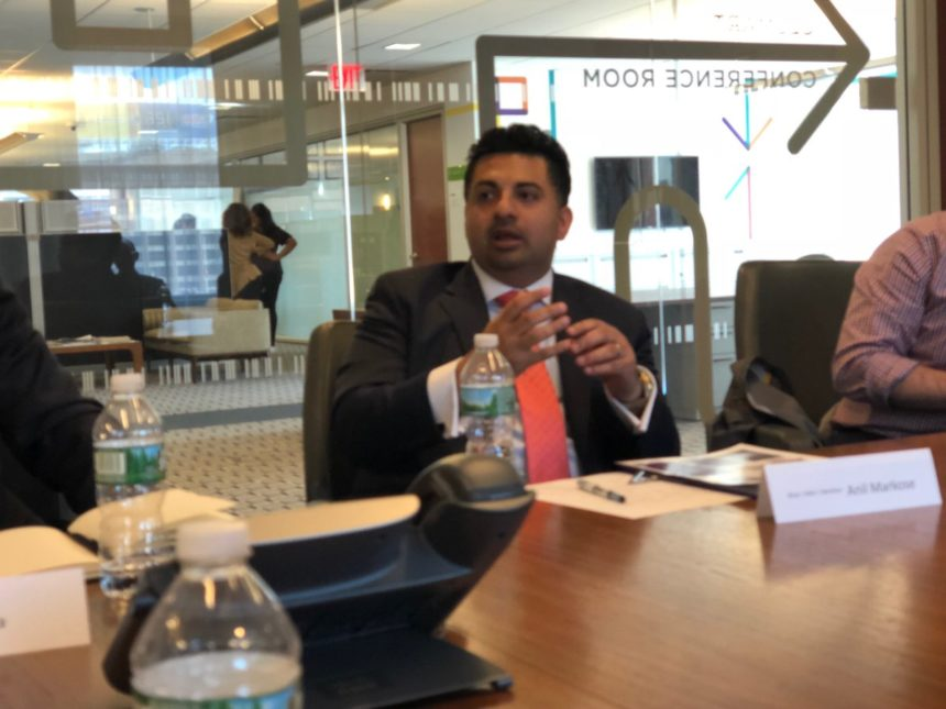 Anil Markose of Booz Allen Hamilton says cybersecurity is more about the mindset than the technical