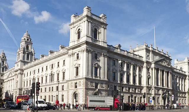 DCMS in Whitehall by Carlos Delgado Wikimedia