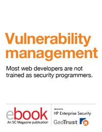 Vulnerability management: Identifying network vulnerabilities