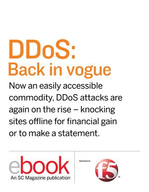 2015 DDoS ebook