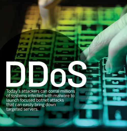 E DDoS