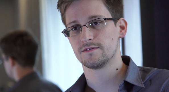 The U.S. is after Edward Snowden for leaking top-secret NSA documents.