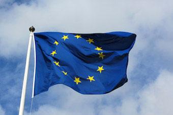 European flag 4