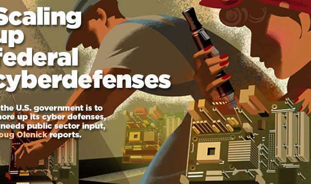 Federal Cyberdefenses