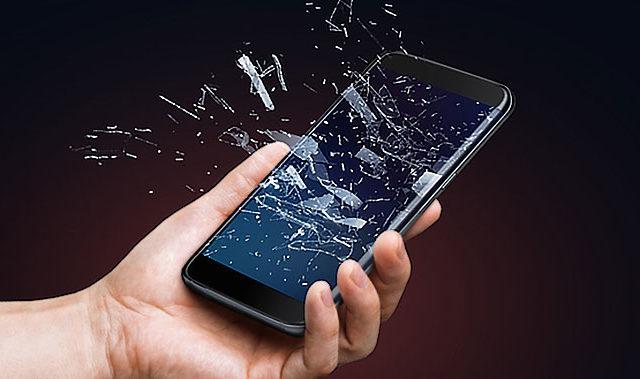 iphone broken smashed 700