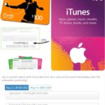 iTunes gift card ransomware