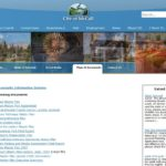 McCall website