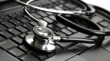 Thieves stole four unencrypted computers from an administrative building of the medical group.