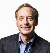Mircosoft President Brad Smith