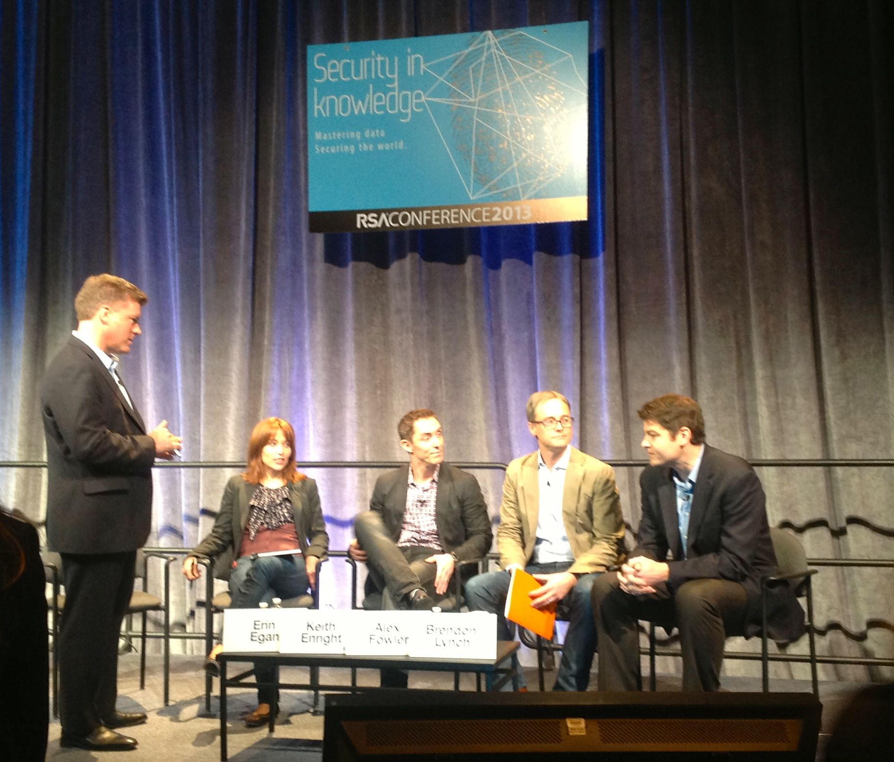 RSA 2013: Internet titans clash over do-not-track on an internet that advertising held build
