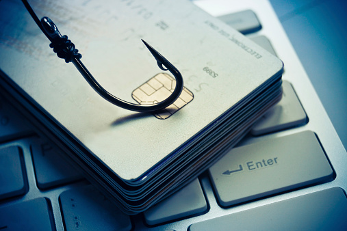 Researchers observe a new phishing technique