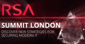 RSA Summit London 2016