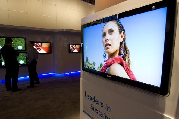 Experts demo how Philips smart TVs don't have smart security
