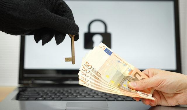 Ransomware-keys