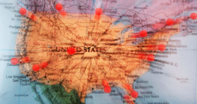 U.S.mapwithpins
