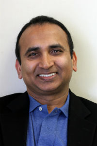 Vijay Basani, co-founder, president and CEO of EiQ Networks