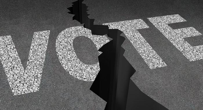 vote network security