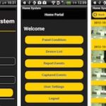 Yale home automation app