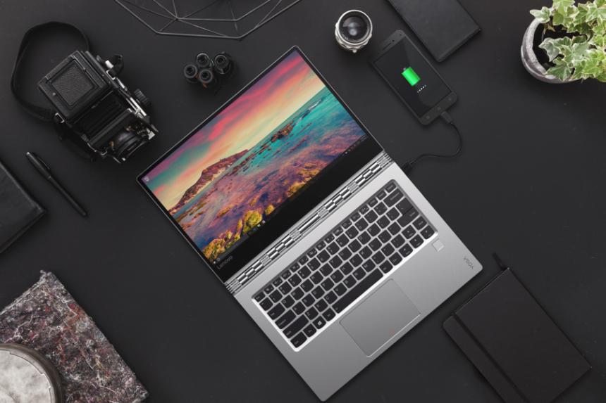 Yoga 910 laptop