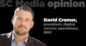 David Cramer, President of Digital Service Operations (DSO) at BMC