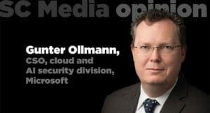 Gunter Ollmann, CSO, Cloud and AI Security Division, Microsoft